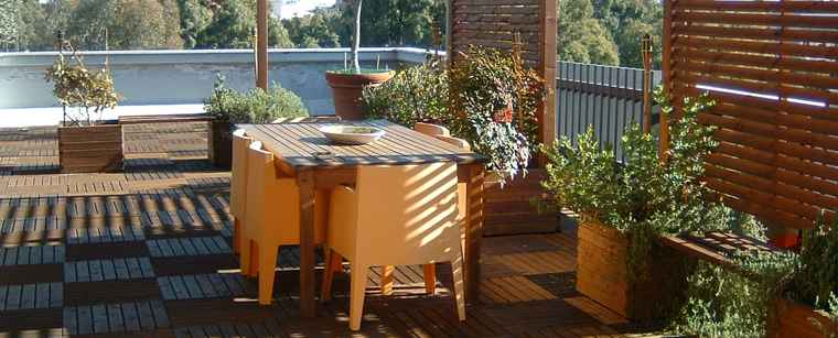 Vivai latina fiorita for Arredamento terrazze e balconi